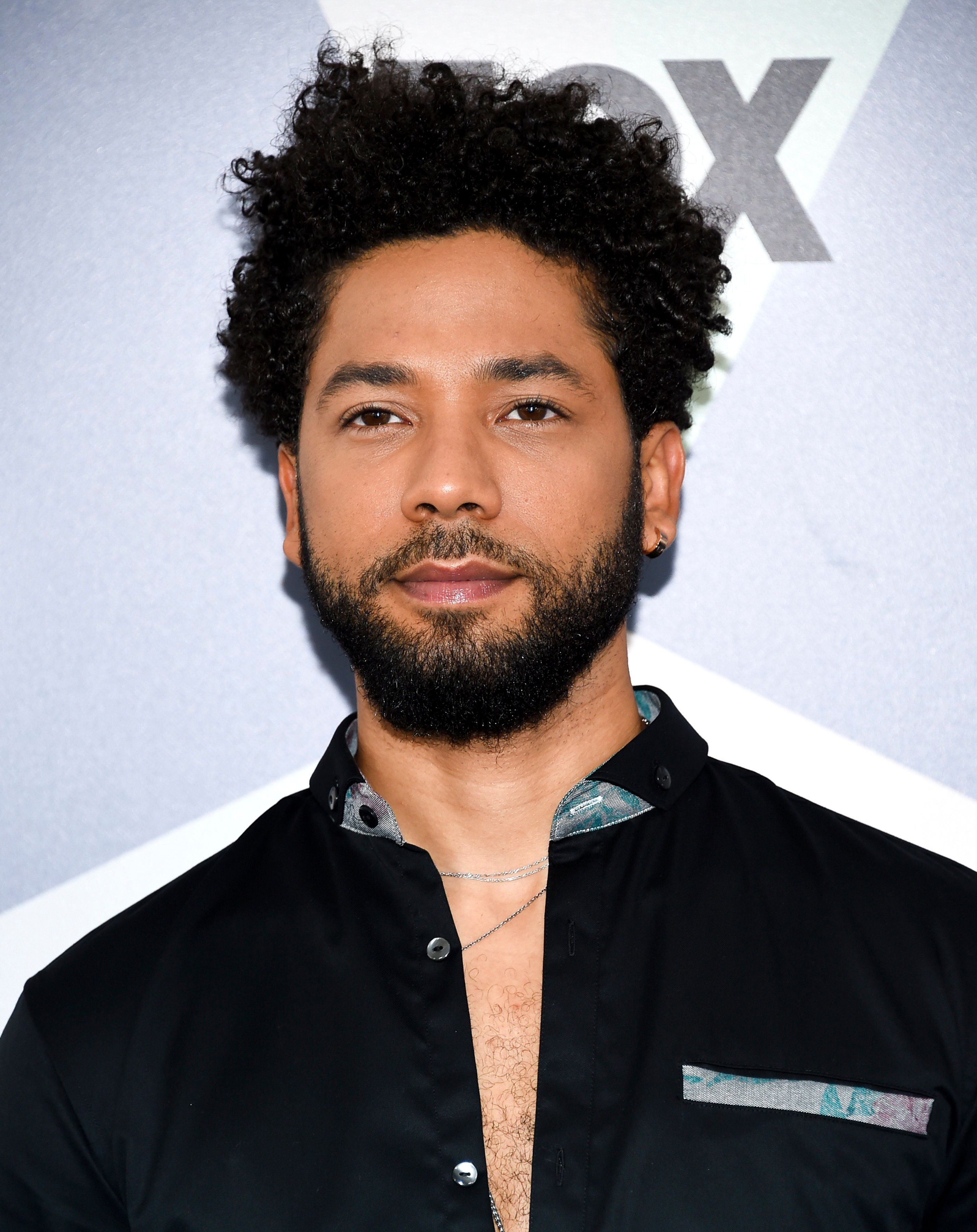 Actor and singer Jussie Smollett attends the Fox Networks Group 2018 programming presentation after party at Wollman Rink in Central Park on Monday, May 14, 2018, in New York. (Photo by Evan Agostini/Invision/AP)