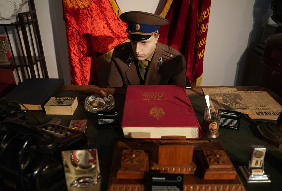 Μουσείο της KGB εγκαινιάστηκε στη Νέα Υόρκη