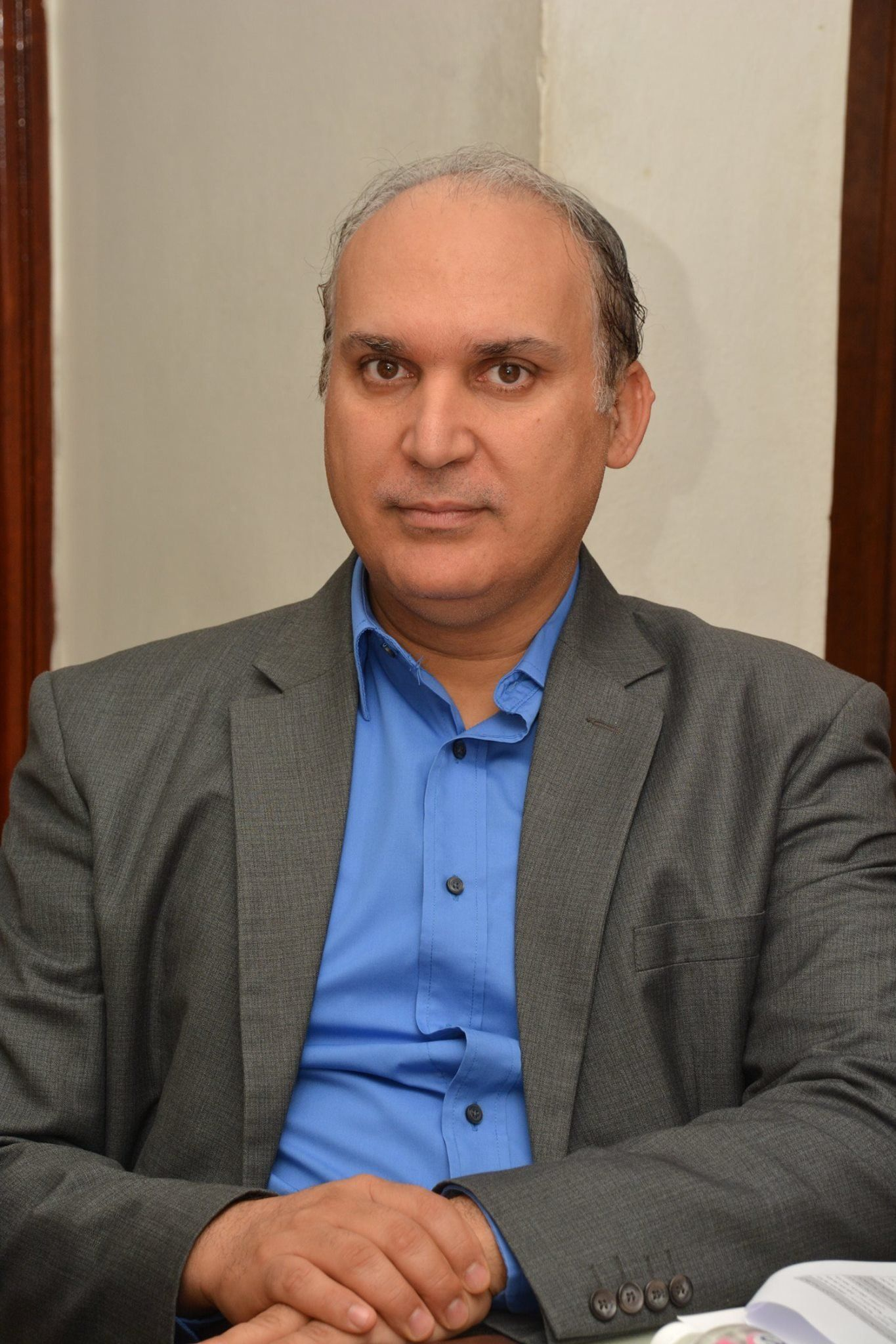 Nabil Baffoun, nouveau président de