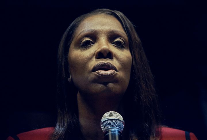 New York Attorney General Letitia James led five other states in suing the Trump EPA over enforcement of the Clean Air Act.