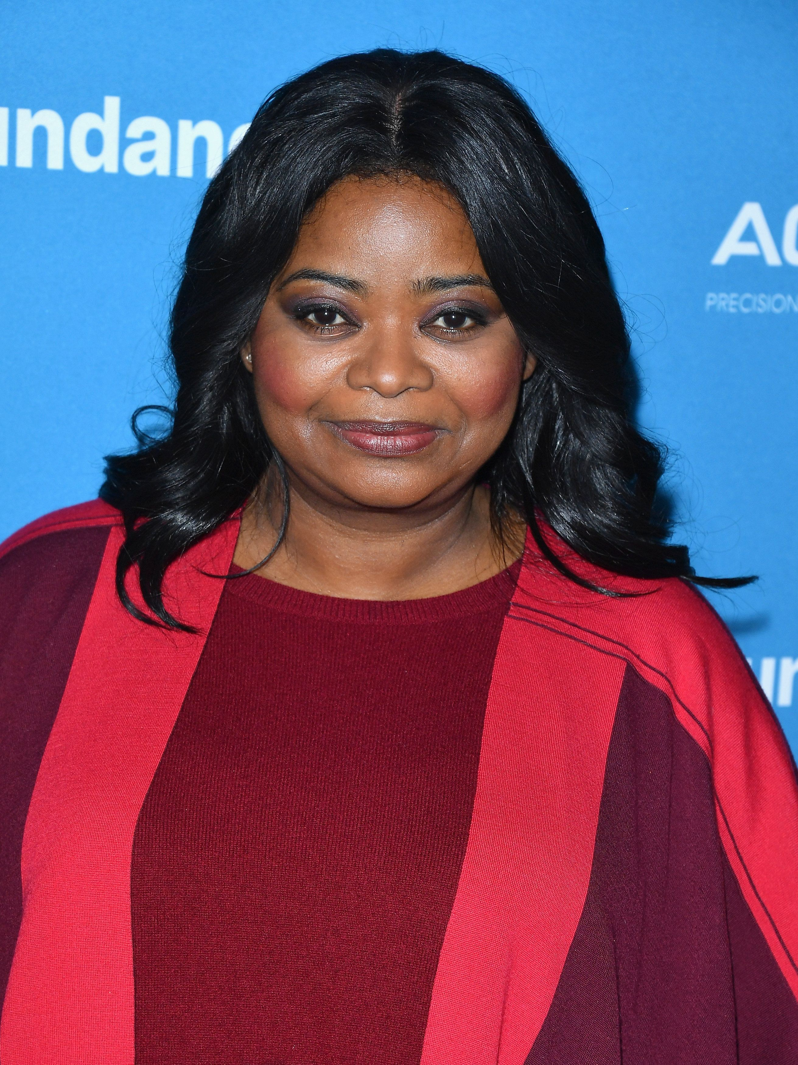 PARK CITY, UT - JANUARY 27:  Actress Octavia Spencer attends the 'Luce' Premiere during the 2019 Sundance Film Festival  at Library Center Theater on January 27, 2019 in Park City, Utah.  (Photo by George Pimentel/Getty Images)