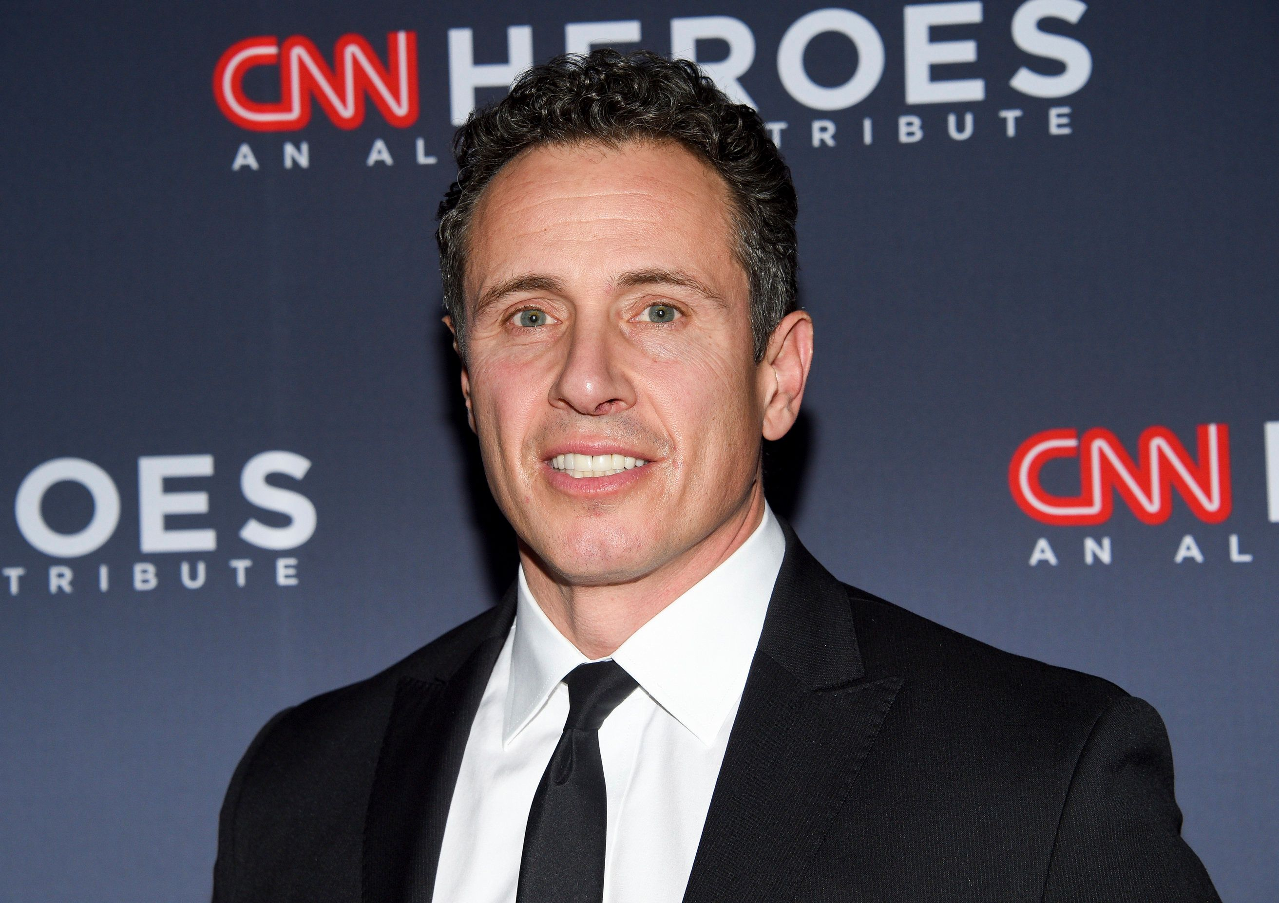 "FILE - In this Dec. 9, 2018 file photo, CNN anchor Chris Cuomo attends the 12th annual CNN Heroes: An All-Star Tribute in New York.  Cuomo has quickly established himself as the network's most popular personality, despite airing in a difficult time slot against Sean Hannity and Rachel Maddow. His ""Prime Time"" is CNN's most popular program. With 1.64 million viewers in January, the Nielsen company said Cuomo's show had its best month. (Photo by Evan Agostini/Invision/AP, File)"