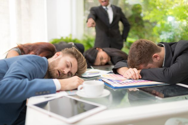 상사들이 알아야 할 생산적으로 회의하는 법