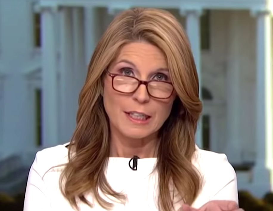 Nicolle Wallace Reads Very Long List Of The Times Donald Trump Has Taken Russia's Side