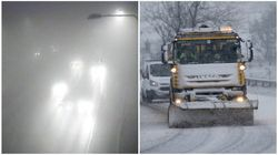 'Risk To Life' Warnings After Coldest Morning Of Winter So