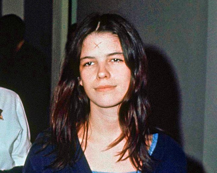 Van Houten said she joined several other members of the group in killing the LaBiancas, carving up Leno LaBianca's body