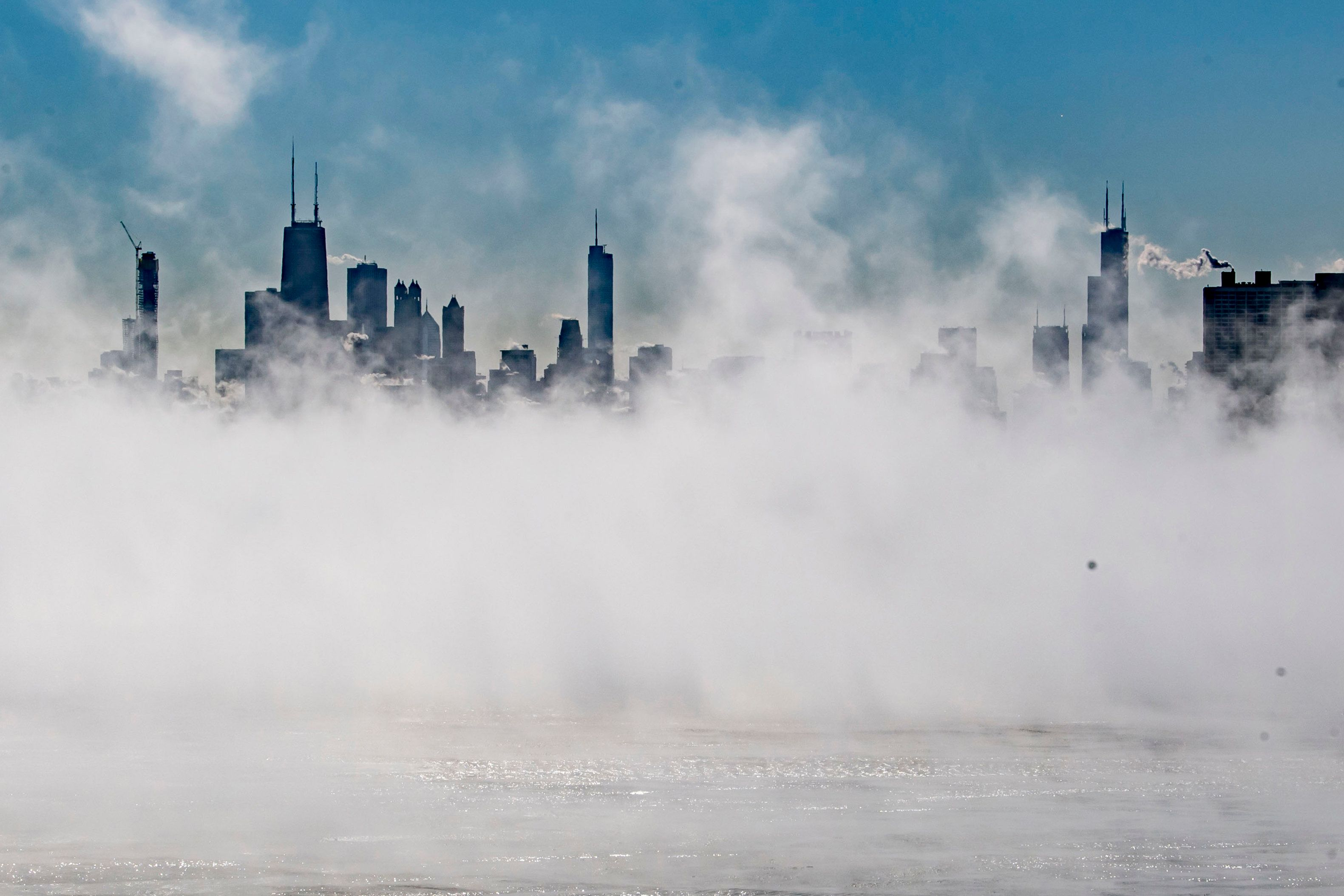 Σε βαθιά κατάψυξη οι ΗΠΑ εξαιτίας του Polar Vortex - Πόλεις χάνονται κάτω από το