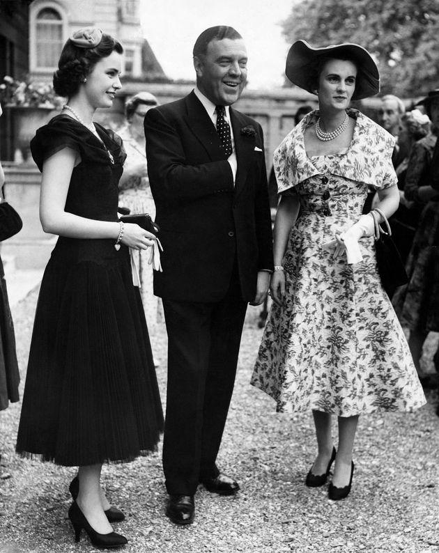 Λονδίνο, 1956. Η δούκισσα...