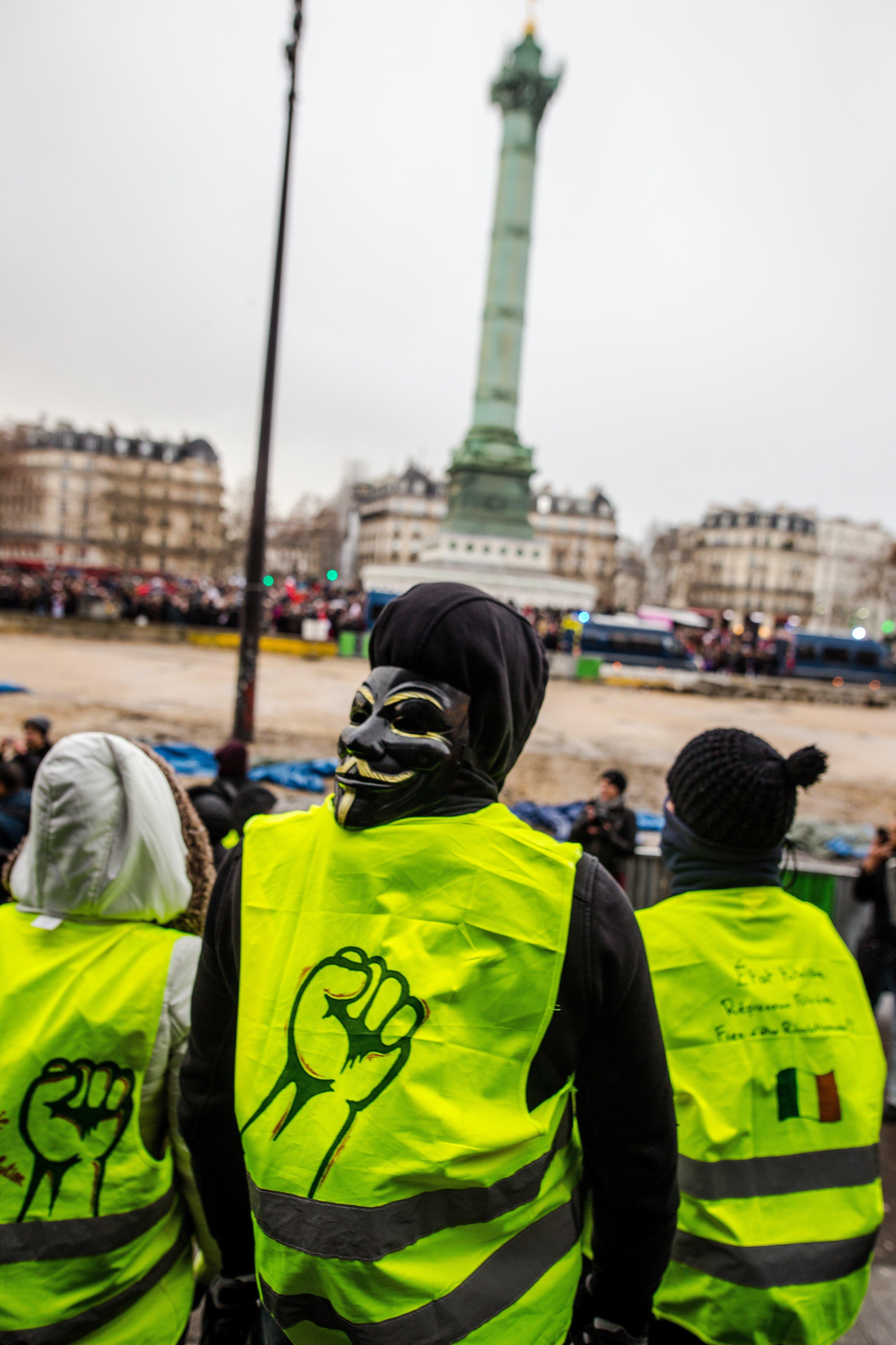 En France, feu vert de l'Assemblée à des interdictions administratives de