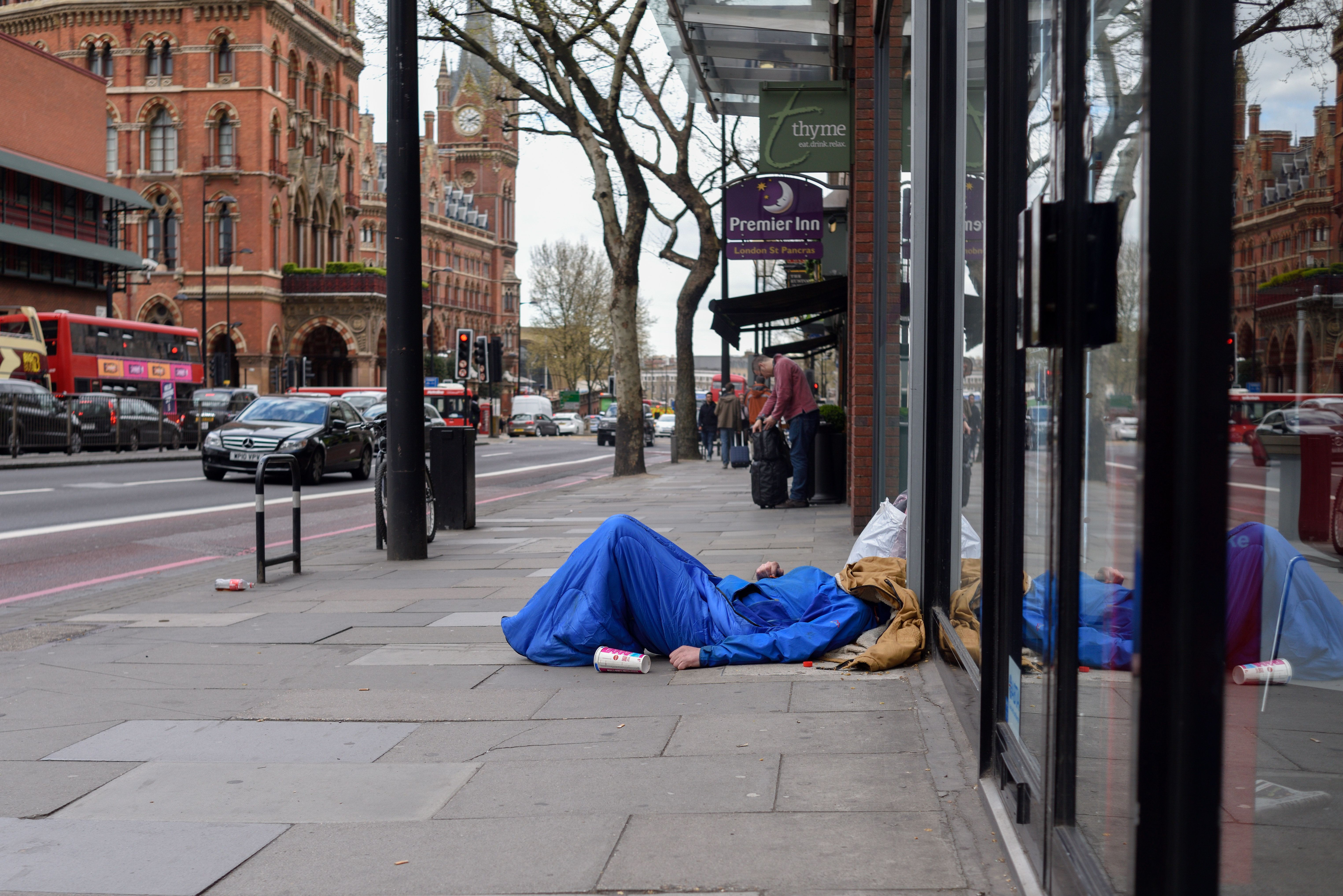 The Government Says Homeless Rates Have Dropped – But That's Not Quite The Full