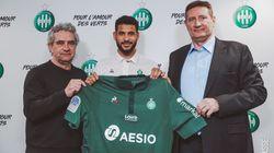 Le Lion de l'Atlas Youssef Aït Bennasser signe à l'AS