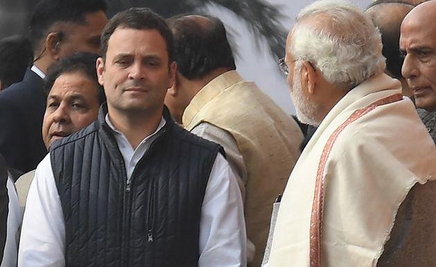 Rahul Gandhi Attacks 'Fuhrer' Modi Over Unemployment Data, BJP Hits Back With