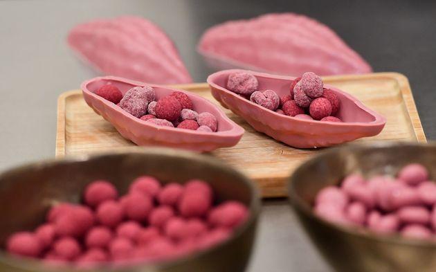 Chocolate rubi: Conheça o 4º sabor do chocolate naturalmente