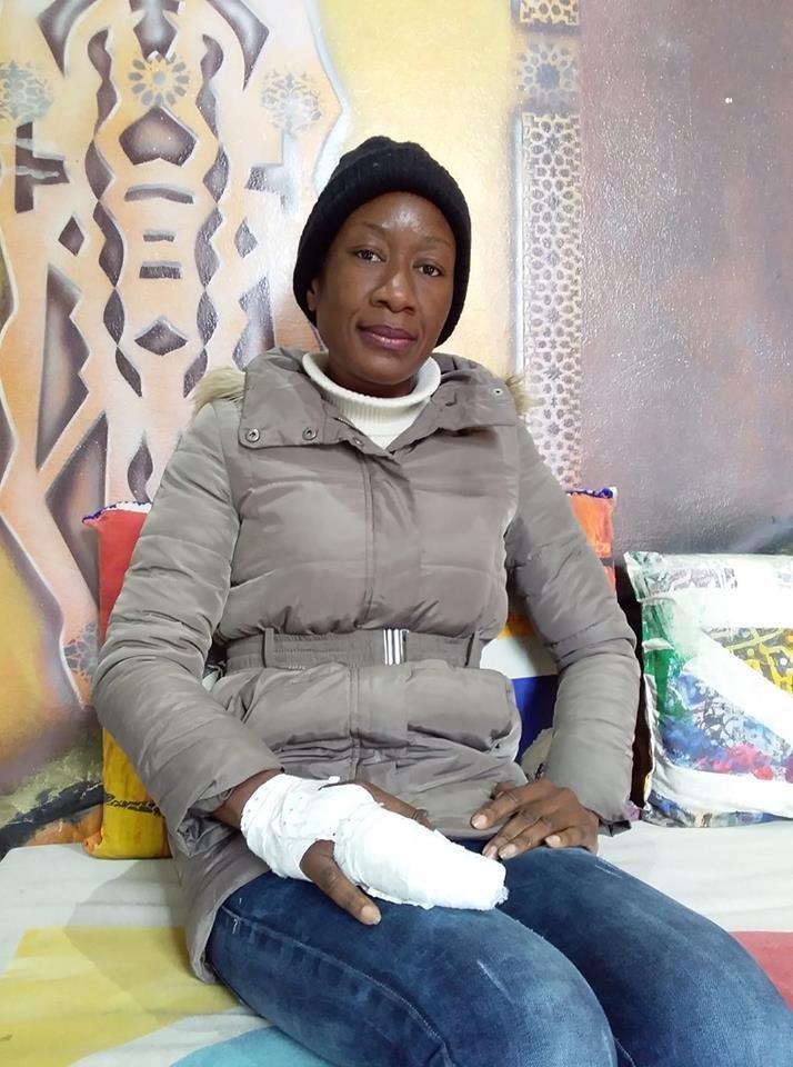 Agression d'une journaliste ivoirienne à Takadoum: