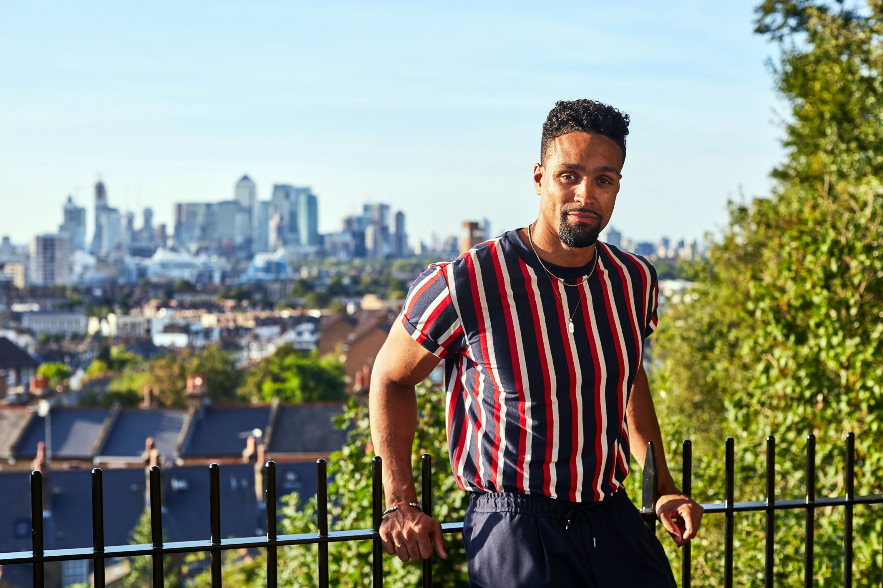 Ashley Banjo On How Dance Feels Like 'Therapy' – And Keeps Him