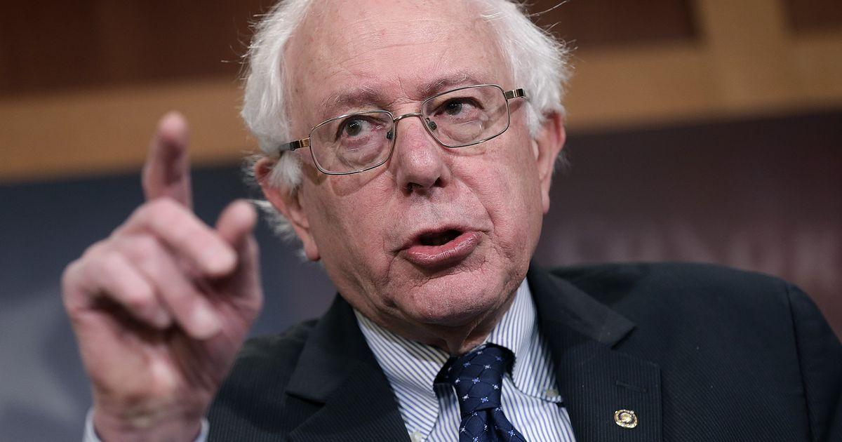 Bernie Sanders Proposes 77 Percent Estate Tax For Billionaires thumbnail