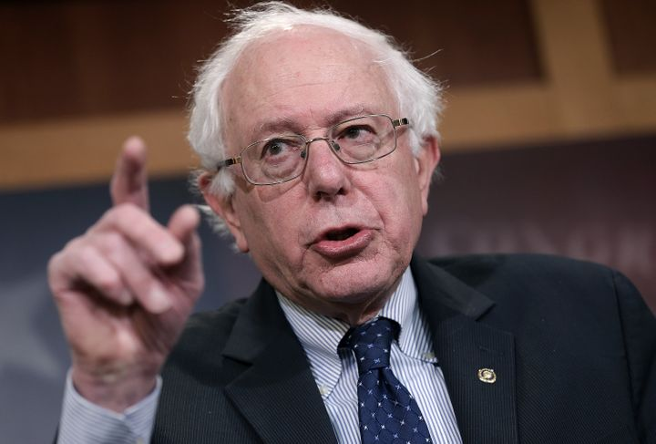 Sen. Bernie Sanders is introducing a bill to increase the estate tax on the nation's billionaires to a rate of 77 percent.