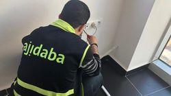 Ajidaba, la première application de services de proximité cartonne à