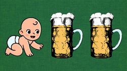 How To Take A Newborn Baby To The Pub And Handle The Nappy Changes (And