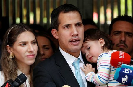 Βενεζουέλα: Καταγγελία Γκουαϊντό για εισβολή των Ειδικών Δυνάμεων στο σπίτι