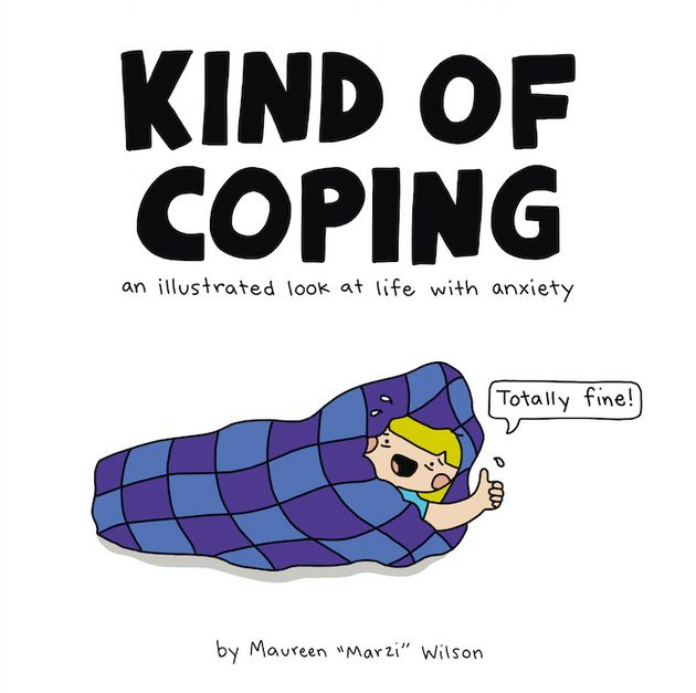 10 All Too Relatable Comics About Coping With