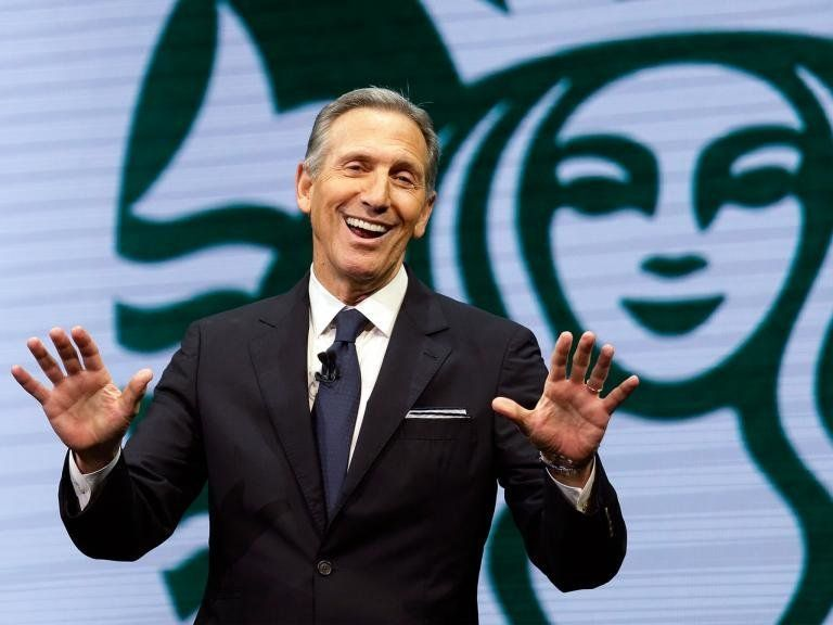 Howard Schultz: Starbucks tells employees what to say about CEO considering presidential run