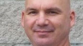 Detroit Police Officer Gary Steele