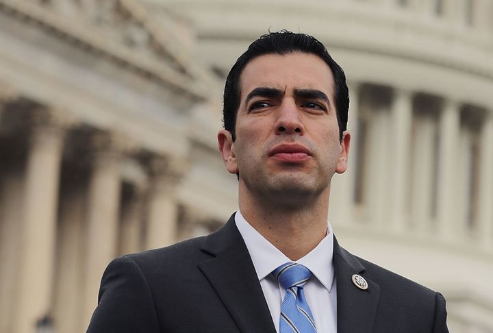 Rep. Ruben Kihuen was reprimanded after a congressional investigation found harassment allegations against him to be credible