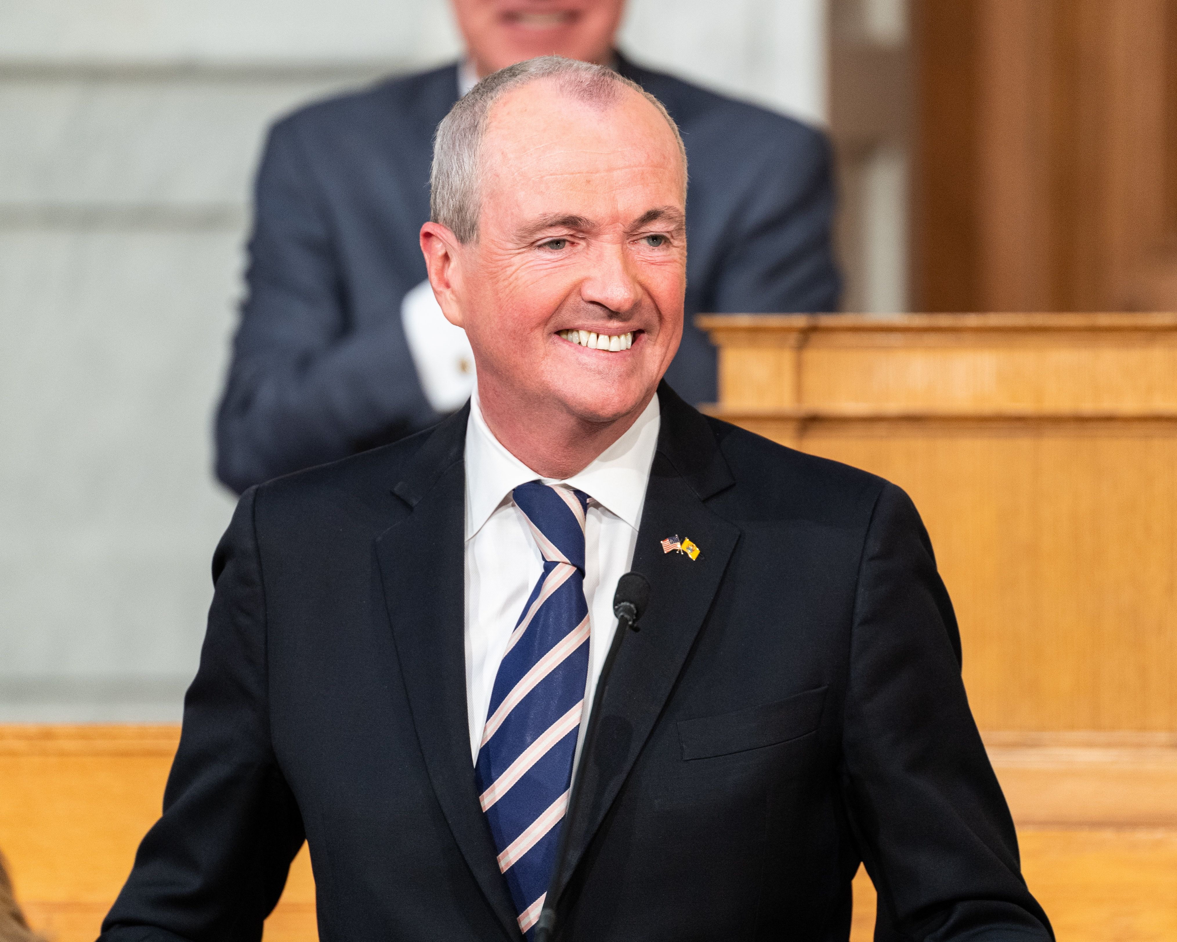 New Jersey Gov. Phil Murphy signed the bill into law Thursday. It will first apply to the state's 2020-2021 school year.