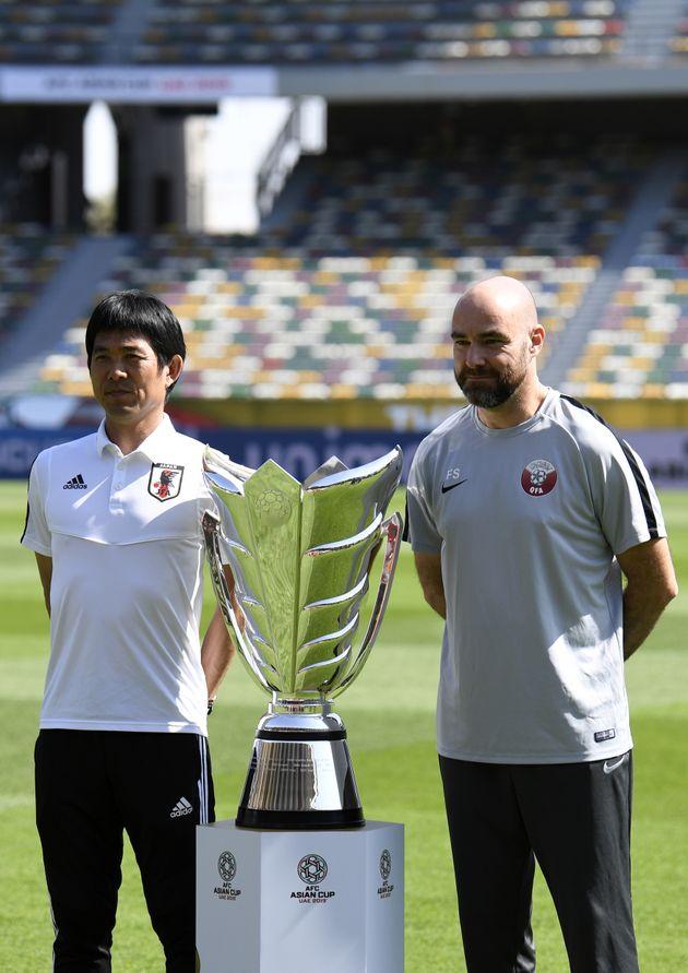 [아시안컵] 일본과 카타르의 아시안컵 결승전이 오늘(1일)