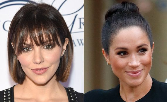 Katharine McPhee shared a throwback photo of the Duchess of Sussex.