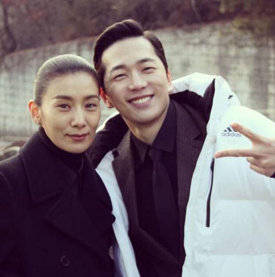 배우 김서형이 'SKY캐슬' 결말에 대한 질문에 짧고 굵게 내놓은