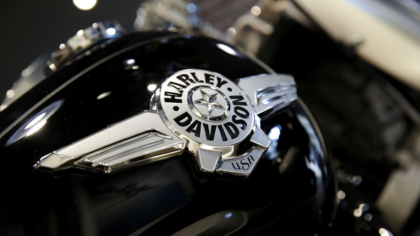 Trump's Trade War Adds To Harley-Davidson Troubles | HuffPost