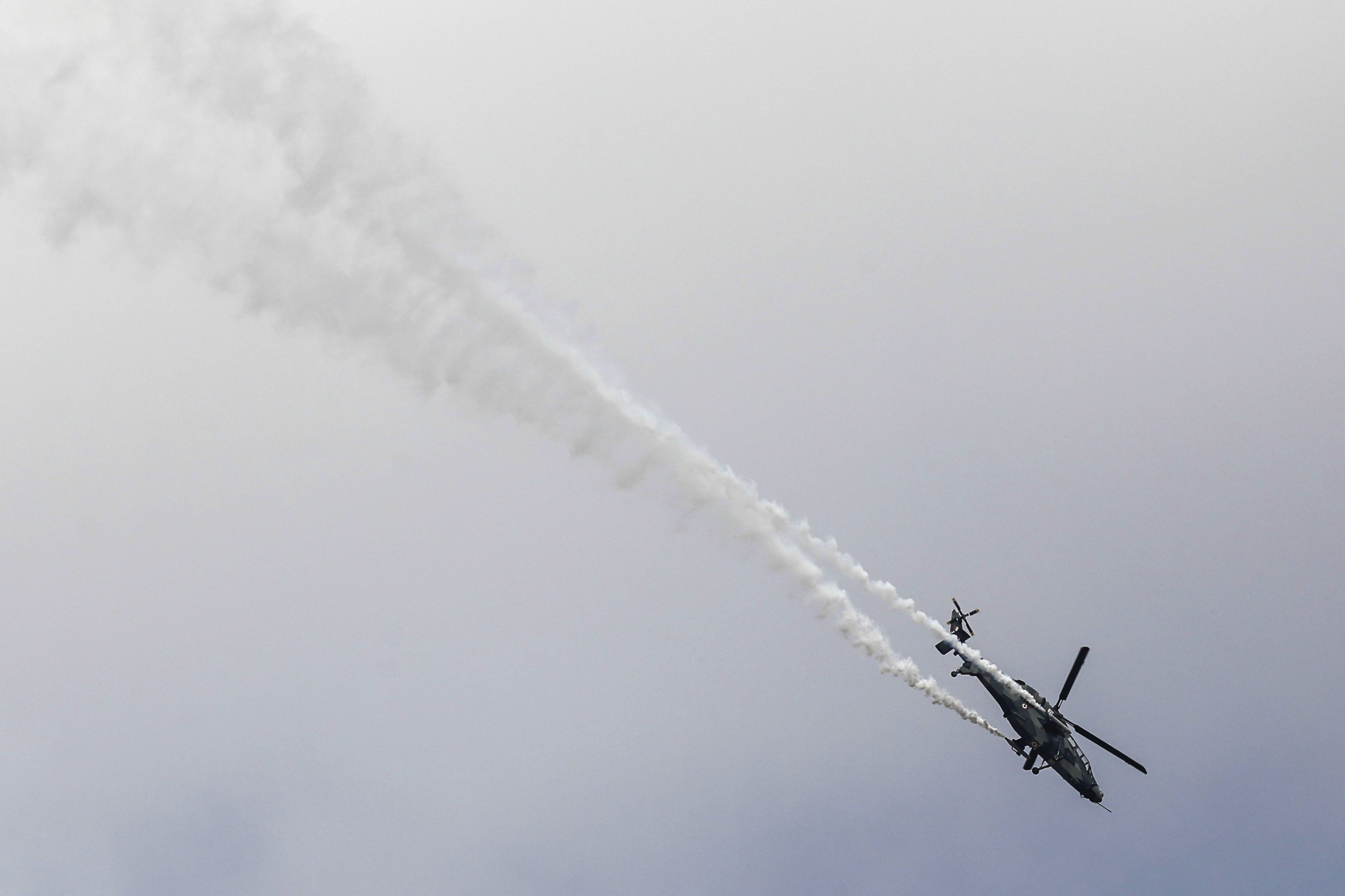 2 Pilots Dead After Fighter Jet Crashes At HAL Airport In