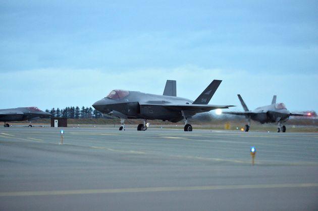Η Γερμανία απέρριψε τα αμερικανικά μαχητικά F-35 και επιλέγει Eurofighter ή