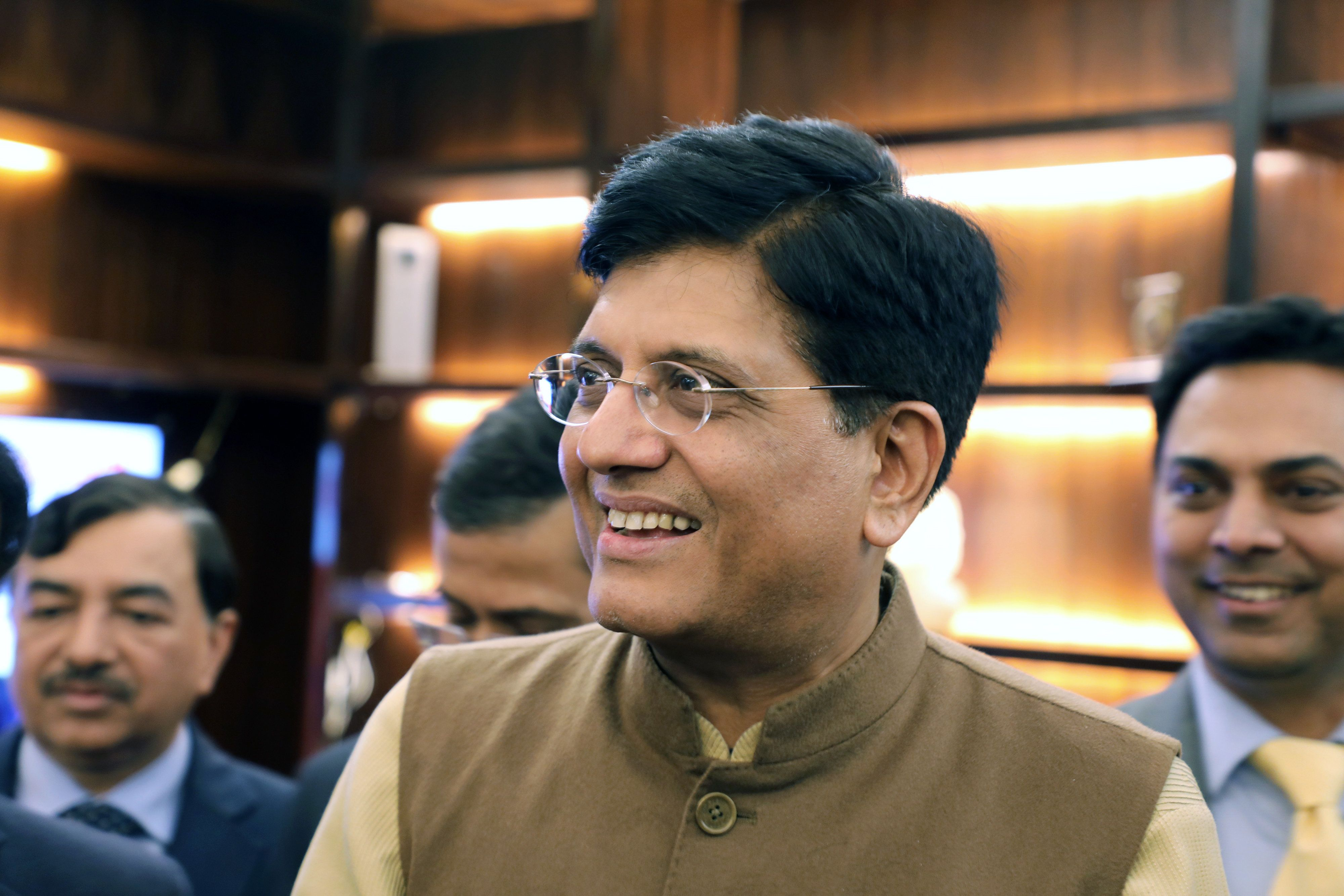 No tax for annual income upto Rs 5 lakh, says Piyush Goyal