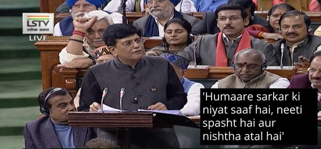 From Gau Mata To 'Uri', 6 Quotes From Piyush Goyal's Budget