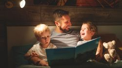 'Tell Us A Story!': 7 Easy Tips On How To Make Up A Bedtime Tale For Your