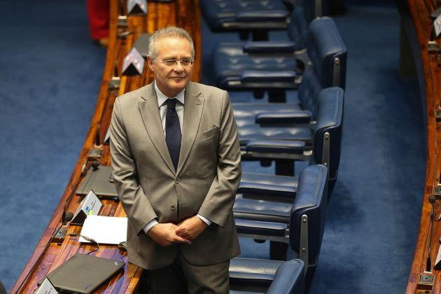 Renan Calheiros, que pode ser eleito para comandar o senado pela quinta