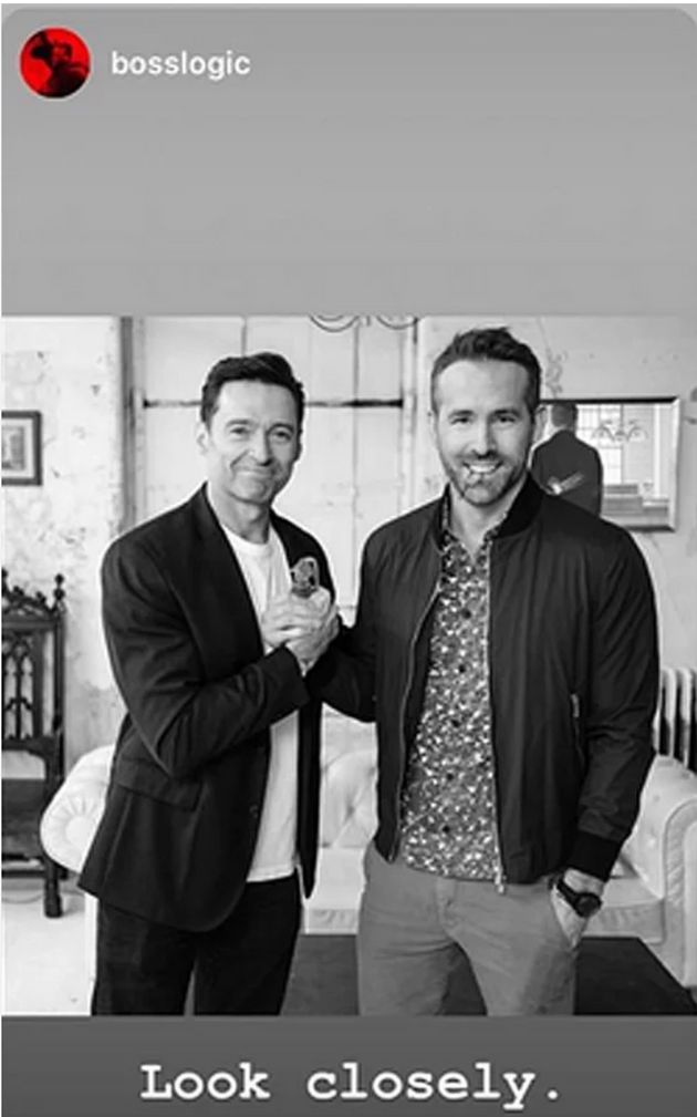 Ryan Reynolds And Hugh Jackman Declare Truce But Don't Believe