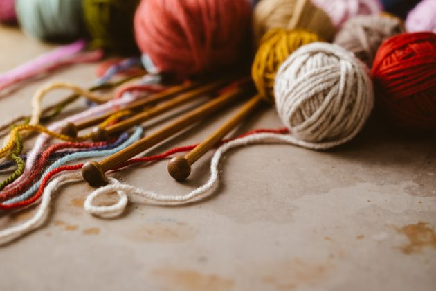 How Knitting Helped Me Untangle My Chaotic Thoughts