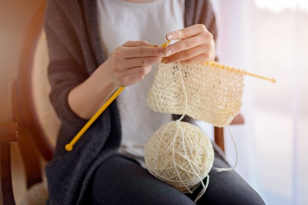 How Knitting Helped Me Untangle My Chaotic