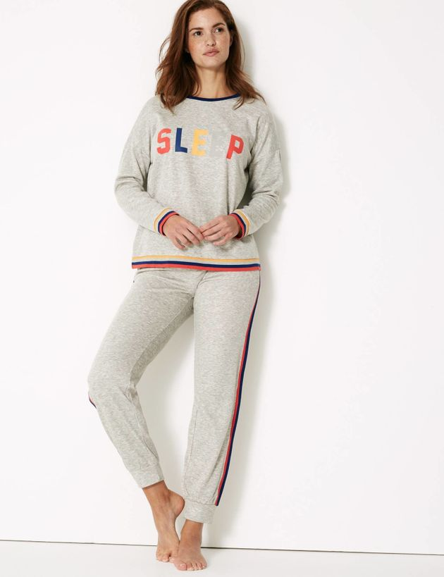 The Best Women's Pyjamas To Keep You Warm This