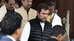 Giving Farmers Rs 17 A day An Insult To Them: Rahul Gandhi On Interim