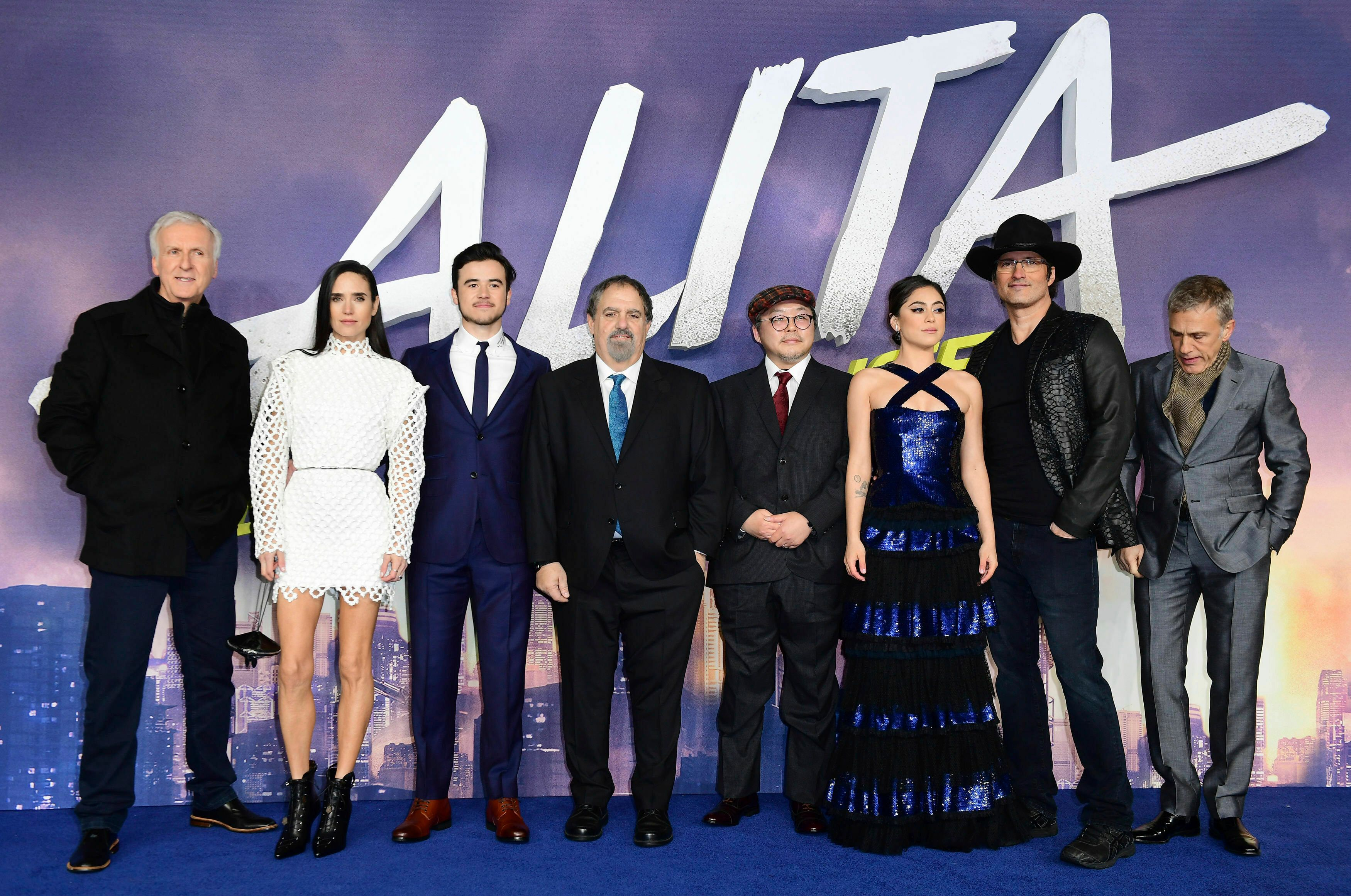 'Alita: Battle Angel' Premieres In