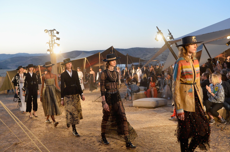 Dior présentera son célèbre défilé Croisière à