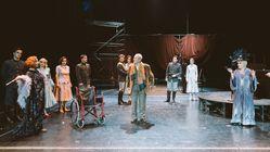 Εθνικό Θέατρο: Ακύρωση παραστάσεων λόγω ατυχήματος