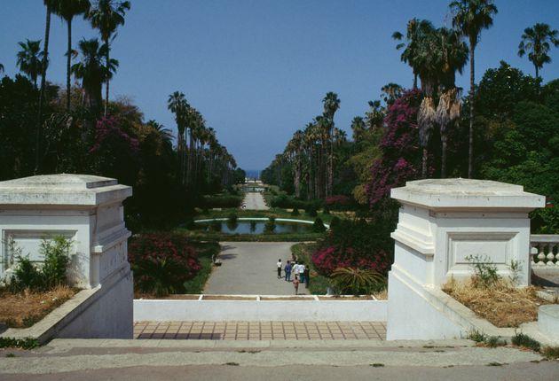 Alger: Le jardin d'Essai enregistre près de 2 millions de visites en