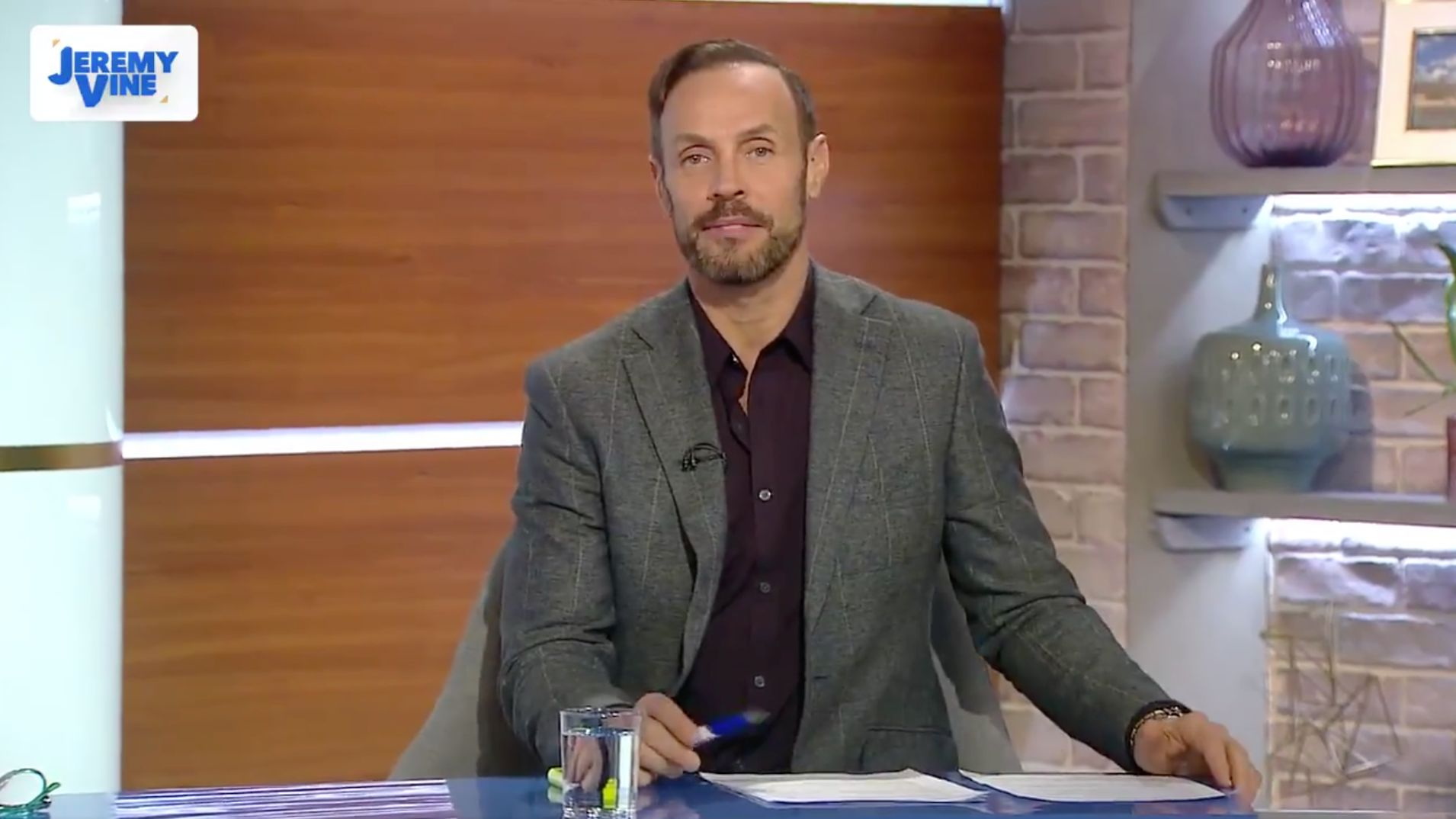 Jason Gardiner on Jeremy Vine on