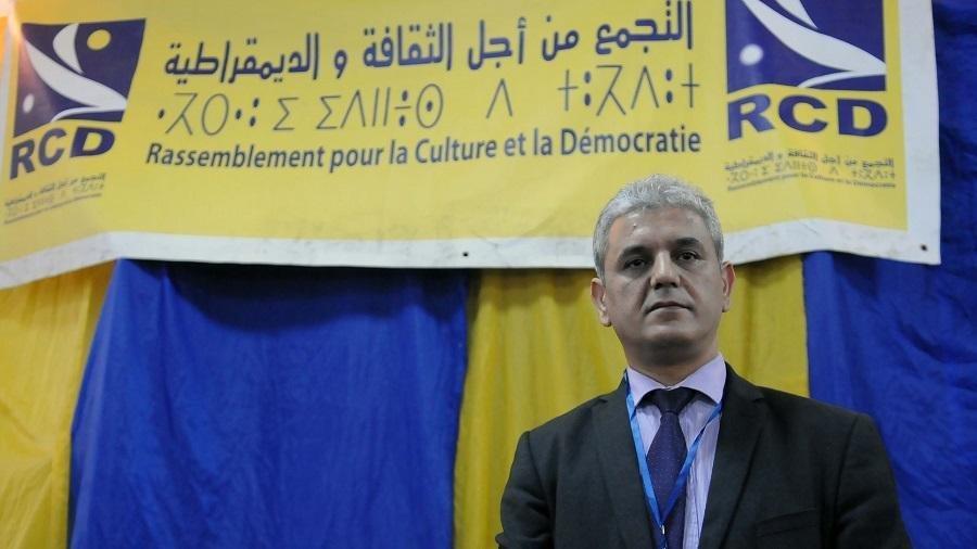 Mohcine Belabbas: